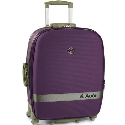 【Audi 奧迪】29吋新蜂巢格8輪360度~行李箱旅行箱 LT-71529-紫