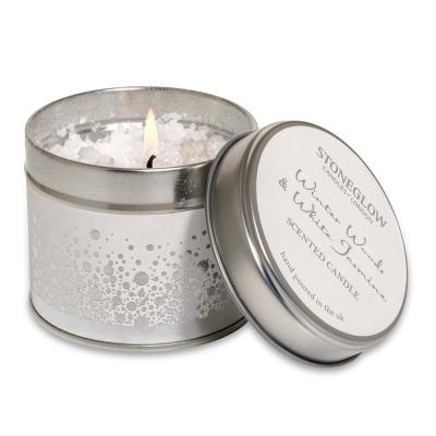 STONEGLOW 純淨茉莉香氛燭罐