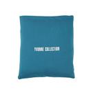 Yvonne Collection3x4呎北極熊收納抱枕車用四季被-淺藍綠