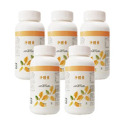 Ankh安蔻 淨體素5瓶組(加送安蔻淨體素隨身包15包)