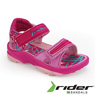 Rider 巴西-幼童 TWIST VI 運動涼鞋 粉