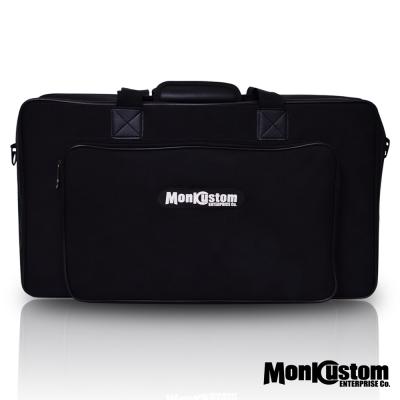 Monkcustom 樂手表演練習專用 多顆效果器 專用提袋-大(64*32*14cm)