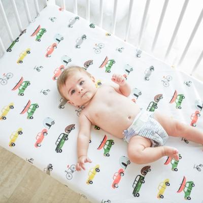 荷蘭Muslintree 純棉嬰幼兒床罩