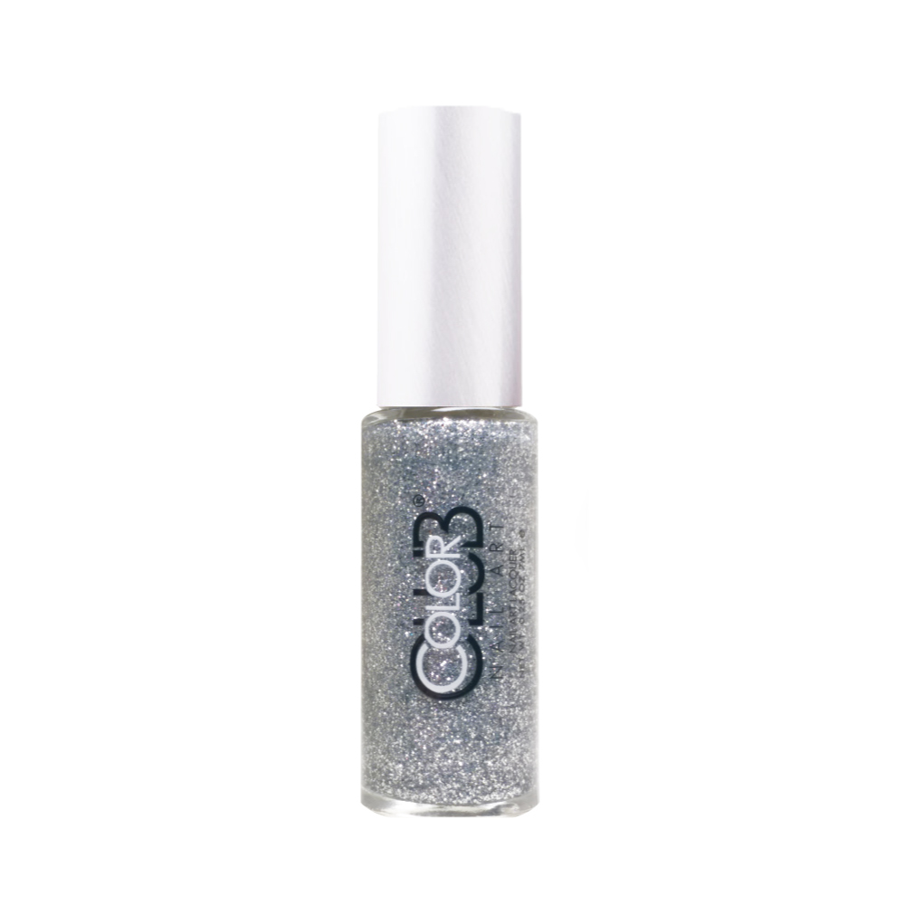COLOR CLUB 指甲油 05C017 閃粉彩繪銀線筆
