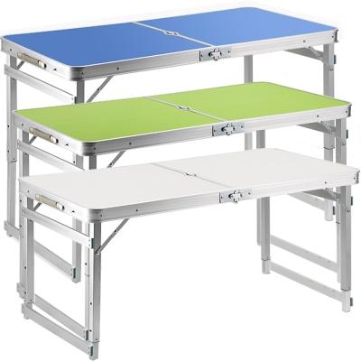 加固改良版 鋁合金升降摺疊桌一張
