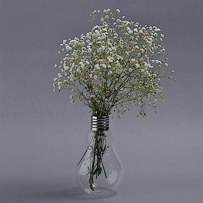 Serax 比利時 燈泡造型花器 中