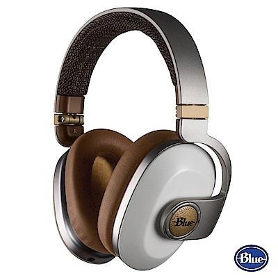 美國BLUE Satellite 藍牙抗噪耳罩式耳機 內建擴大機  黑