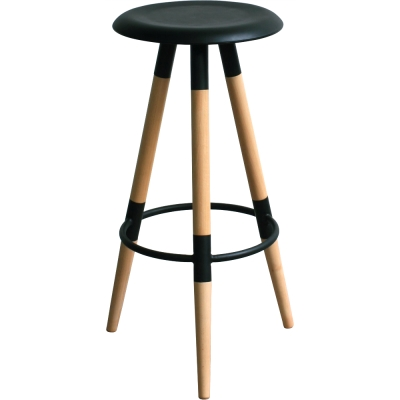 YOI傢俱 畢爾包吧台椅 黑白藍綠4色 YBD-8087