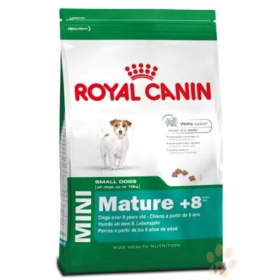 法國皇家 小型熟齡犬專用飼料 2KG 兩包組