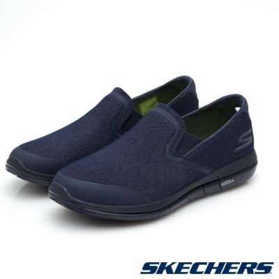 SKECHERS (男) 健走系列 Go Flex - 54013NVY
