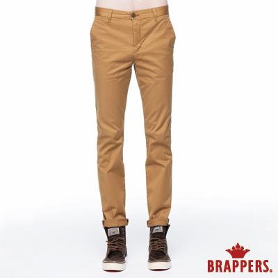 BRAPPERS 男款 HC Cargo系列-彈性直筒褲-卡其