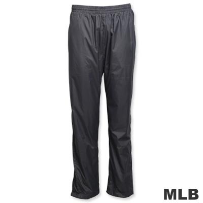 MLB-美國職棒大聯盟風衣長褲-深灰(男)