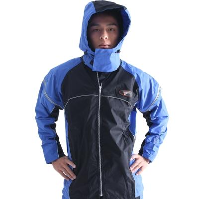 [快]BrightDay風雨衣兩件式 - MIT蜜絲絨重機款