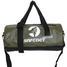 iSPurple 運動圓桶 防水側背手提袋 綠