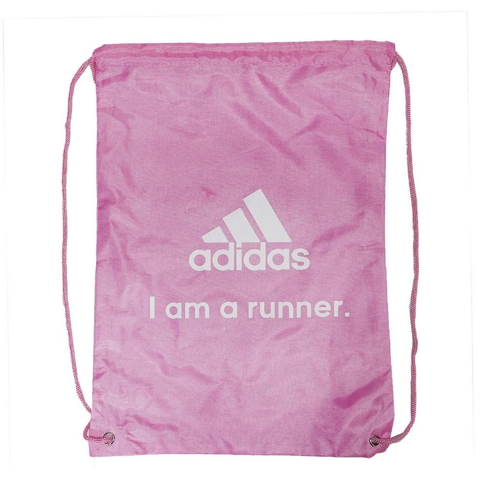 adidas束口袋I am a runner