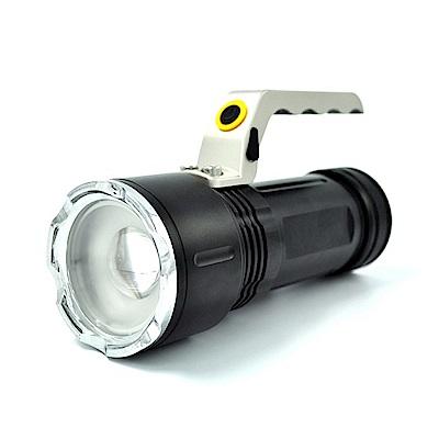 HANLIN-S6 L2強光手提探照燈