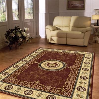 范登伯格 - 薩緹亞 進口地毯 - 梅花輪盤 (160 x 230cm)