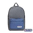 OUTDOOR- 極簡生活2.0系列-後背包-灰藍-OD49263GYNY