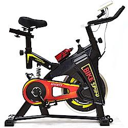 SAN SPORTS 騎士競速飛輪車(後避震彈簧+皮帶傳動)