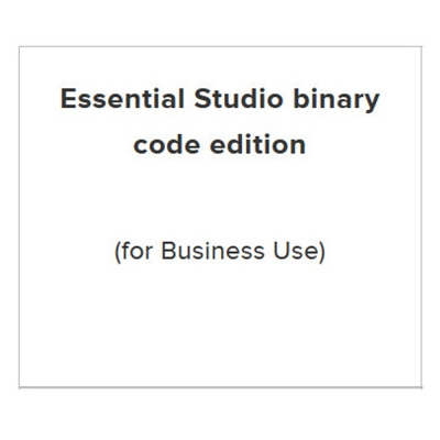 Essential Studio Enterprise(binary code)單機下載