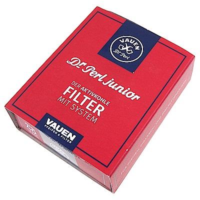 VAUEN 德國進口-DR. PERL JUNIOR-9mm活性碳濾心~40支入
