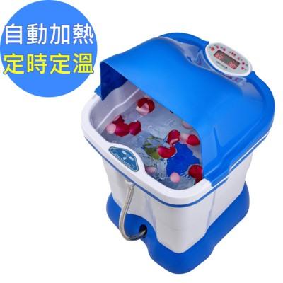 勳風-尊榮藍鑽級-超高桶加熱式SPA泡腳機-HF-3769
