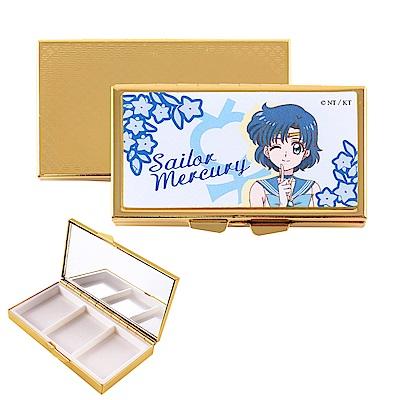 美少女戰士收納盒(附鏡子)_水星