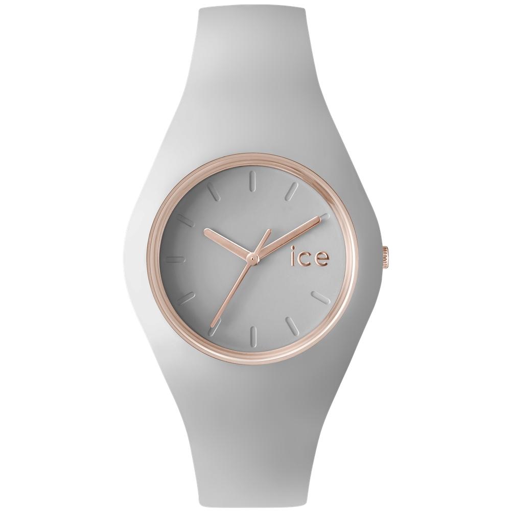 Ice-Watch 粉彩系列 甜美糖果腕錶-灰/43mm