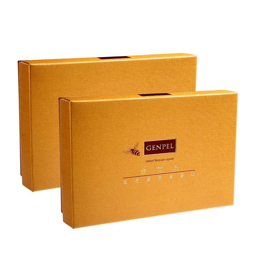 潘迎紫年輕祕方 金沛兒 女王蜂子(2盒入)