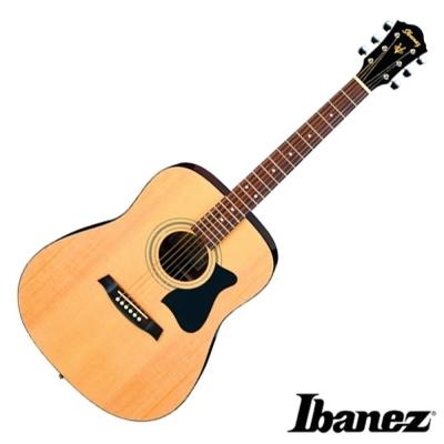 Ibanez V50NJP,雲杉木單板,41吋,日本製,民謠吉他,琴袋+調音器+全配
