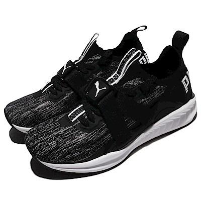 Puma 慢跑鞋 Ignite EvoKnit Lo 女鞋
