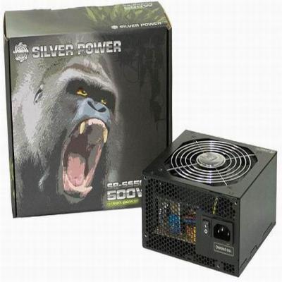 銀倍金鋼-500W-POWER-80PLUS