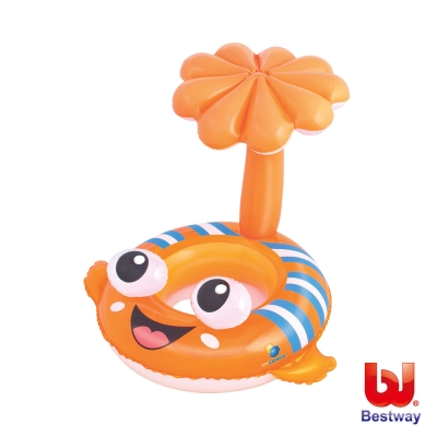 Bestway-小丑魚抗UV充氣座圈