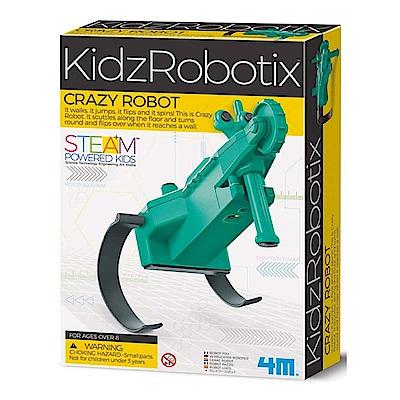 4M科學探索系列 - 蹦跳機器人