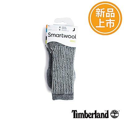 Timberland 深灰色SmartWool羊毛襪