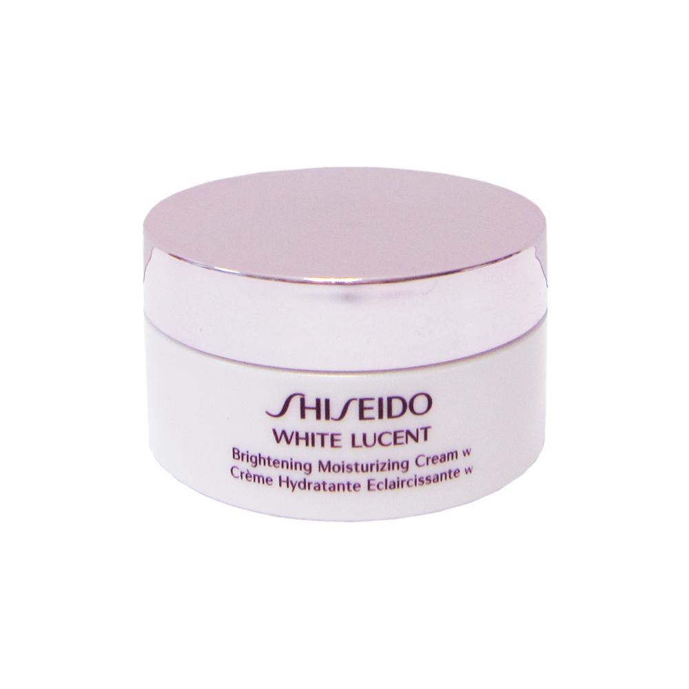 (即期品)SHISEIDO 資生堂 國際櫃 美透白活膚霜W 18ml(至202007)
