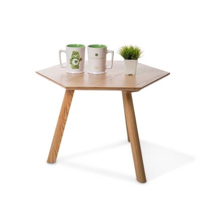 諾雅度-Erica艾里卡幾何茶几/多瓦娜-52x52x43公分