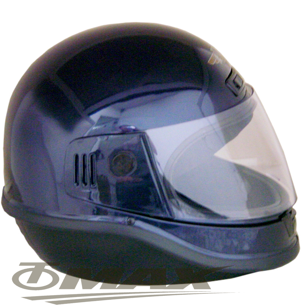 EVO全罩式安全帽-黑色+(6入不織布內襯套)