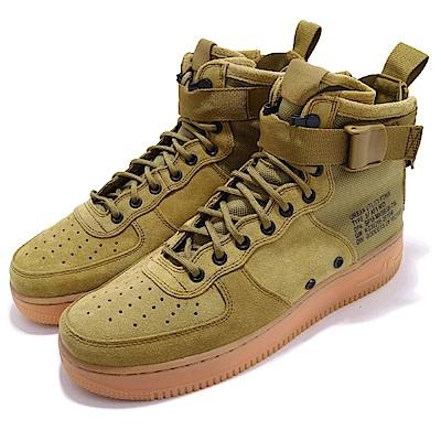 Nike 休閒鞋 SF AF1 Mid 復古 男鞋