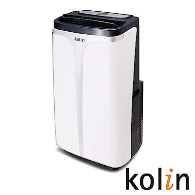 KOLIN歌林不滴水12000BTU6-8坪DIY四季型冷/暖移動式空調(KD-301M05)