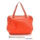 義大利Terrazzo-高質感牛皮獨特造型肩背包-橙色 23E0007A10900 product thumbnail 1