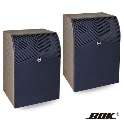 BOK 高級8吋卡拉OK揚聲器 (K8黑) **新產品!!