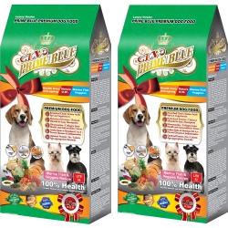 LV藍帶精選 熟齡減重犬專用 1.5kg 2包超值組 海魚蔬果