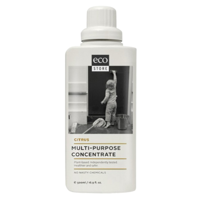 紐西蘭ecostore 環保超濃縮多用途清潔劑-柑橘清香 ( 500 ml)