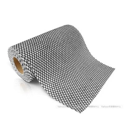 怡悅活性碳/靜電空氣濾網】 有效集塵除臭 三卷量販包