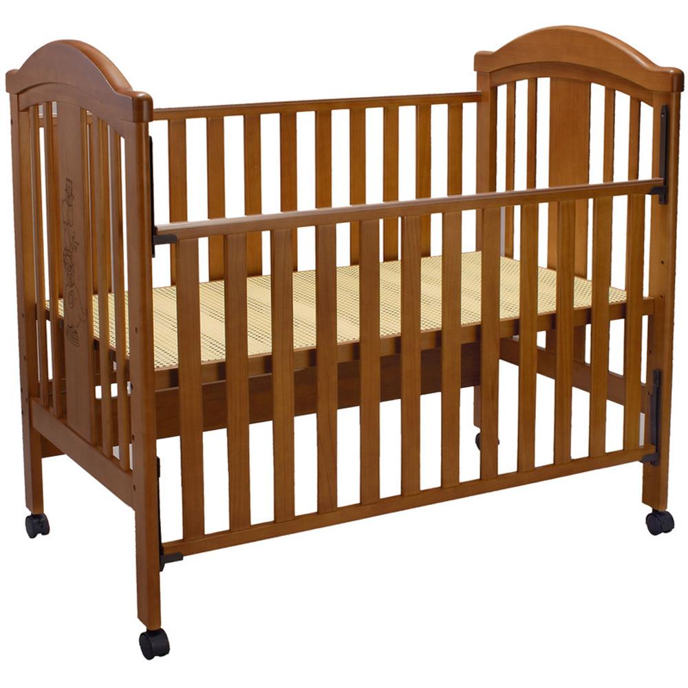 Sweet Baby 動物園柚木嬰兒大床
