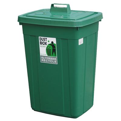 95L特大方型資源回收桶一入