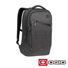 OGIO NEWT曲線輕量電腦保護包(深魚骨紋灰/15 吋筆電適用)