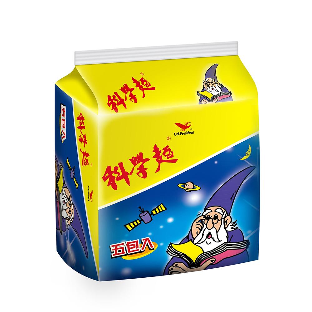 科學麵 原味科學麵(40入/箱)