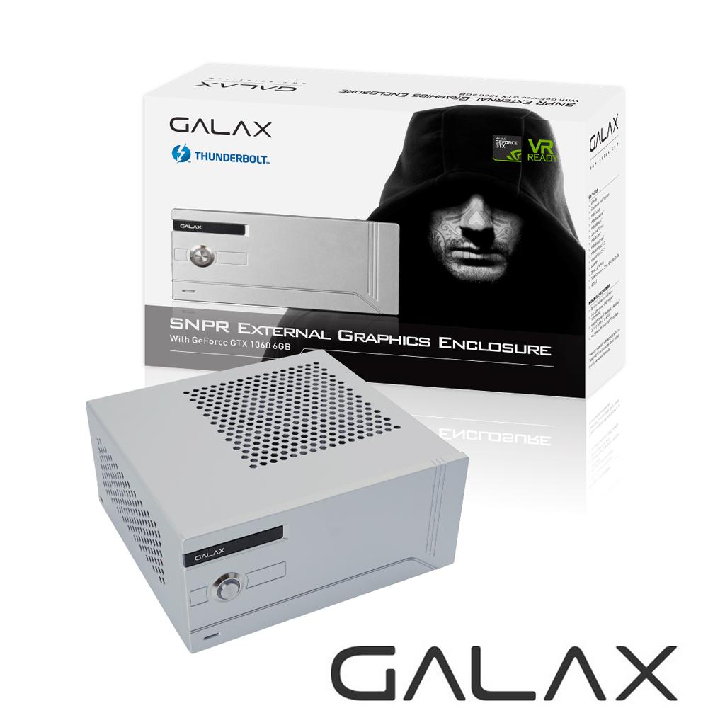 GALAX SNPR TB3 BOX 6GB GDDR5 外接顯卡盒
